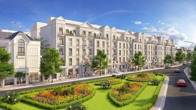 Vinhomes Grand Park mở rộng quần thể thấp tầng The Manhattan - Ảnh 2.