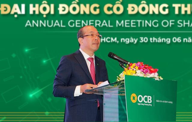 ĐHĐCĐ OCB: Đặt mục tiêu lợi nhuận 4.400 tỷ đồng trong năm 2020 - Ảnh 2.