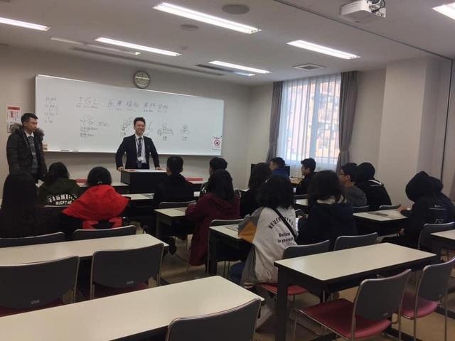 Học tập và trải nghiệm thực tế tại Nhật Bản - ảnh 2
