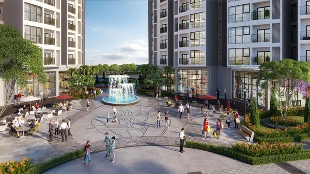 Sài Đồng trở thành điểm sáng an cư của cư dân phố cổ - Ảnh 1.