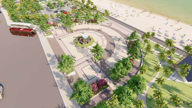 Khu đô thị biển Gosabe City - Giải bài toán giá trị - Ảnh 1.