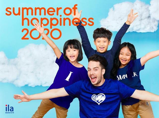 ILA mang tới mùa hè hạnh phúc cho học viên 4 - 16 tuổi - Ảnh 1.