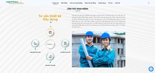 Tổng Công trình Viettel nâng cấp website mới, hiện đại và tối ưu - Ảnh 2.