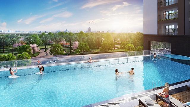 Lý do khiến dự án Phương Đông Green Park hút khách mua - Ảnh 1.