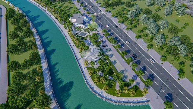 Đồng Tràm Park – công viên sinh thái văn hóa tiên phong tại Biên Hòa - Ảnh 1.