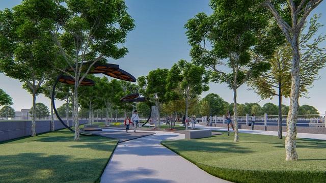 Đồng Tràm Park – công viên sinh thái văn hóa tiên phong tại Biên Hòa - Ảnh 2.