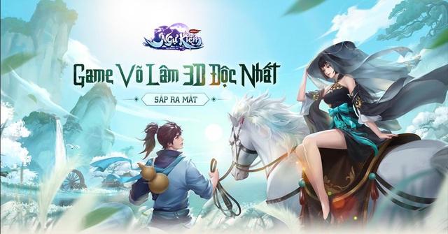 Khao khát của game thủ Việt khi tìm kiếm 1 tựa game chuẩn võ lâm - Ảnh 3.