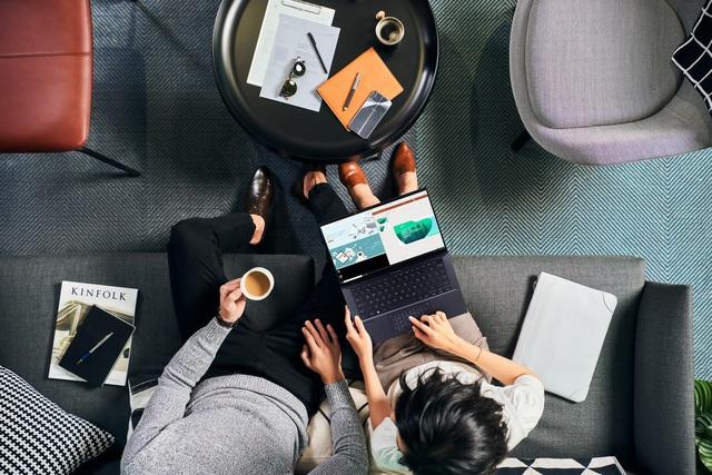 Định nghĩa về chiếc laptop doanh nhân hoàn hảo - Ảnh 2.