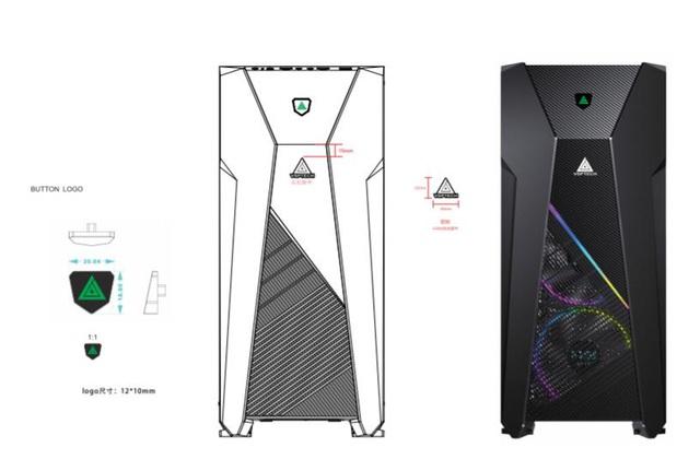 Chọn vỏ case mùa gaming 2020: Thương hiệu Việt có đủ lựa chọn hợp túi tiền - Ảnh 8.