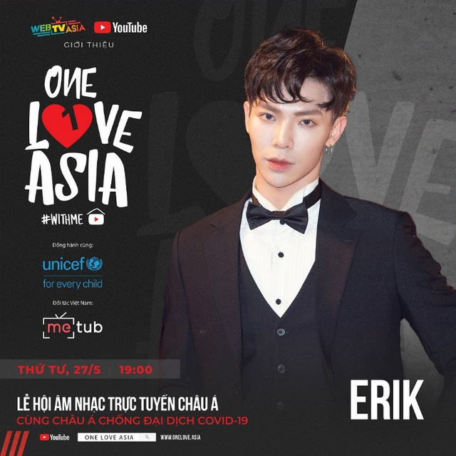 Metub Network cùng 60 nghệ sĩ châu Á tổ chức concert âm nhạc gây quỹ ủng hộ nạn nhân của dịch Covid-19 - Ảnh 3.