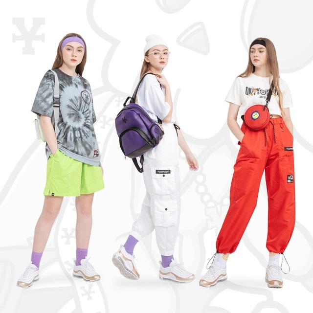 Giới trẻ bắt nhịp xu hướng thời trang với Dirty Coins - ảnh 1