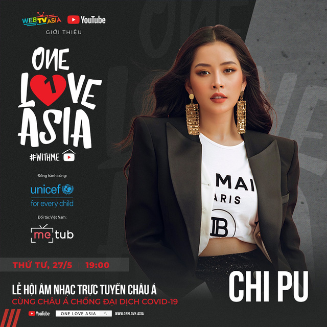 Metub Network cùng 60 nghệ sĩ châu Á tổ chức concert âm nhạc gây quỹ ủng hộ nạn nhân của dịch Covid-19 - Ảnh 2.