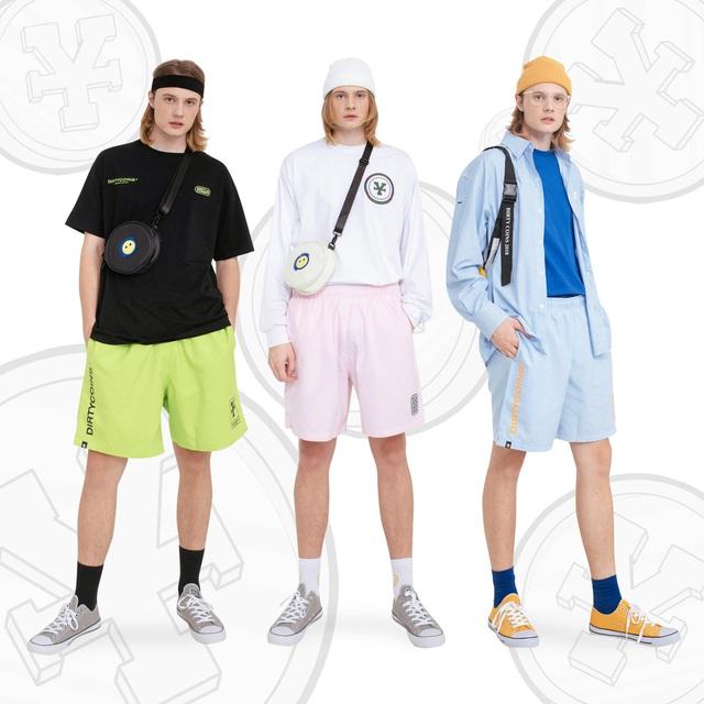 Giới trẻ bắt nhịp xu hướng thời trang với Dirty Coins - ảnh 4