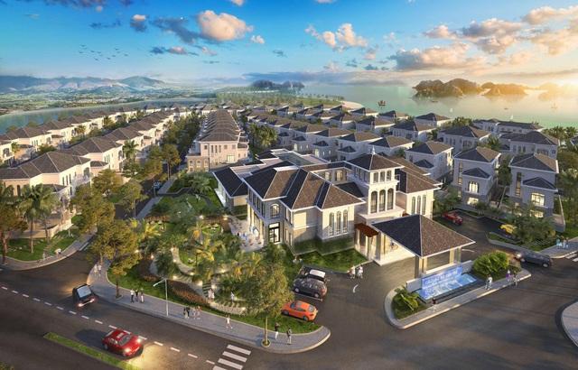"""Những lý do khiến nhà đầu tư """"sẵn sàng rót tiền"""" Grand Bay Townhouse - Ảnh 2."""
