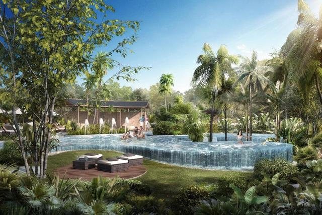 Khu nghỉ dưỡng khoáng nóng cao cấp chuẩn wellness  đã có mặt tại Việt Nam - Ảnh 1.