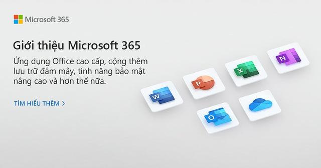 Đây chính là lúc để mua ngay Office, Microsoft vừa nâng cấp Office 365 thành Microsoft 365, lợi ích nhân đôi - giá không đổi - Ảnh 1.