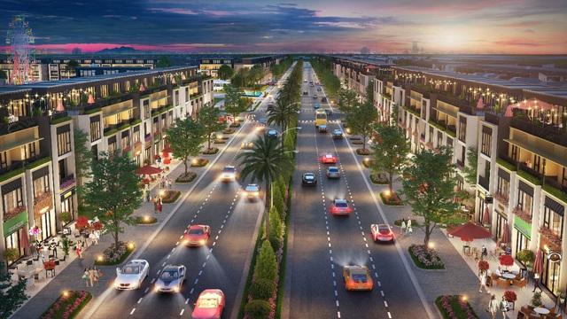 Gem Sky World làm sôi động thị trường bất động sản khu Đông TP.HCM - Ảnh 1.