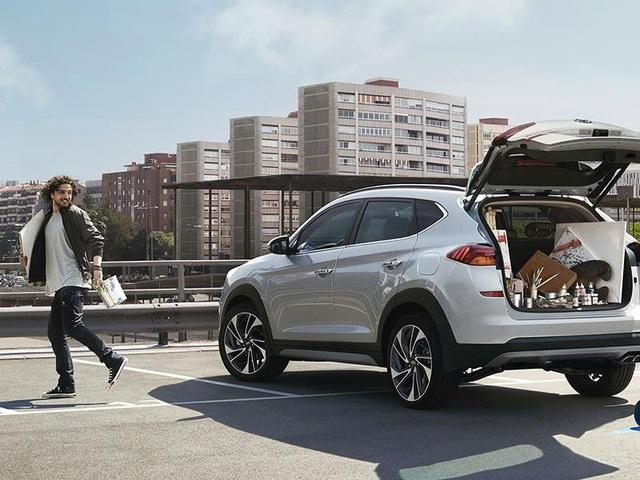"""Hyundai Tucson 2019: Thiết kế cải tiến, trang bị nội thất """"hào phóng"""""""