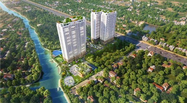 Bất động sản TP. Hồ Chí Minh thêm tín hiệu vui khi các dự án chống ngập sắp hoàn thành - Ảnh 1.