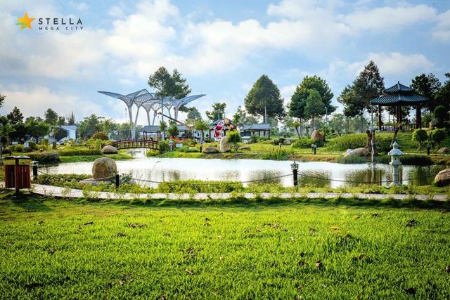 Stella Mega City - Khu đô thị sáng giá bậc nhất Tây Nam Bộ ra mắt phân khu trung tâm - Ảnh 1.