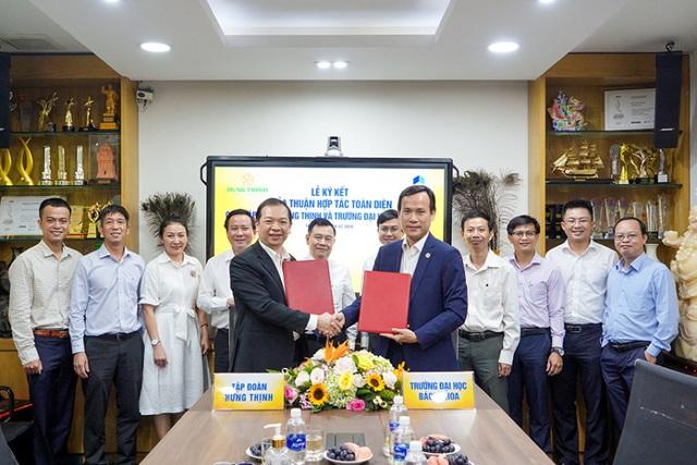 Tập đoàn Hưng Thịnh: Hệ sinh thái bất động sản tối ưu và bền vững - Ảnh 3.