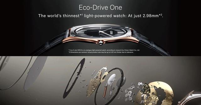 """Xu hướng sống xanh """"lên ngôi"""" hậu Covid-19, đồng hồ Citizen siêu mỏng dùng năng lượng tự nhiên được săn lùng - Ảnh 1."""
