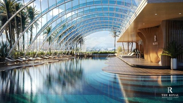 An cư tại The Royal Đà Nẵng - Hưởng lợi căn hộ trong quần thể khách sạn 5 sao quốc tế - Ảnh 1.