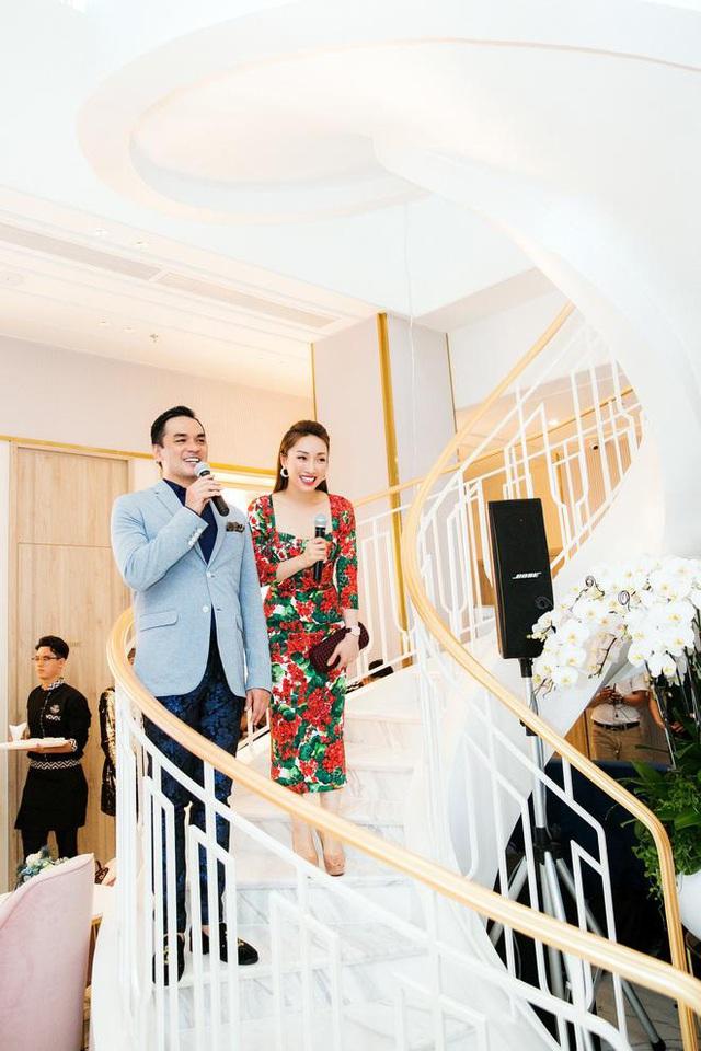 Trương Ngọc Ánh, Giáng My cùng dàn sao Vbiz rần rần tham dự sự kiện khai trương của bạn gái Chi Bảo - ảnh 6