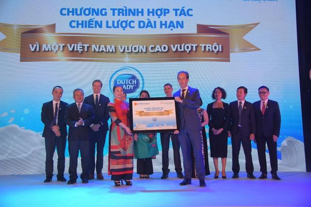 Frieslandcampina Việt Nam đánh dấu 25 năm hoạt động thành công tại Việt Nam - Ảnh 1.