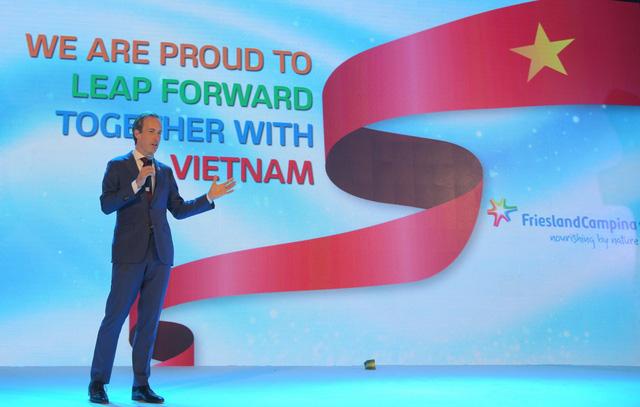 Frieslandcampina Việt Nam đánh dấu 25 năm hoạt động thành công tại Việt Nam - Ảnh 2.