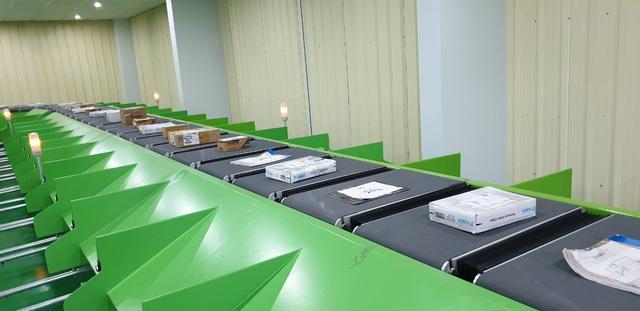 Tốc độ phân loại bưu kiện làm thay đổi cục diện ngành Logistics trong đại dịch Covid 19 - Ảnh 2.
