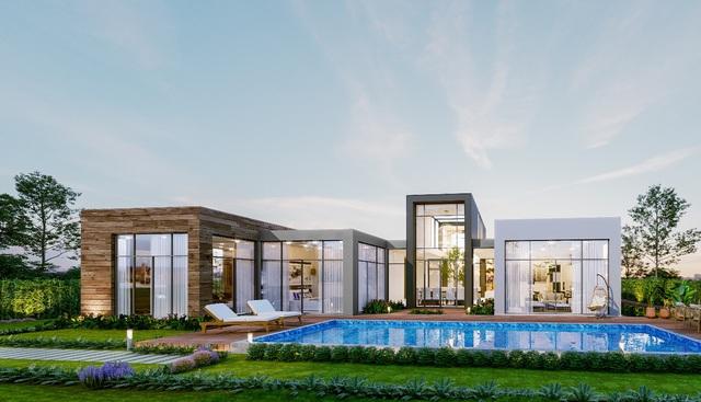 Waterpoint lần đầu ra mắt Grand villa và dinh thự ven sông - Ảnh 4.