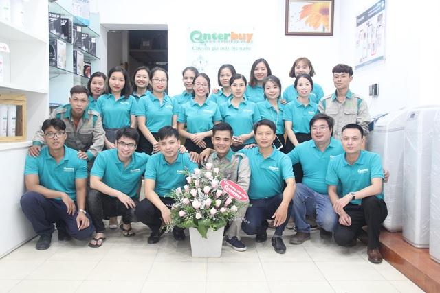 Ngày hội xét nghiệm nước miễn phí của Enetrbuy Việt Nam - đơn vị bán máy lọc nước uy tín Hà Nội - Ảnh 1.