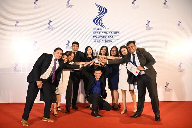 Concentrix Việt Nam chiến thắng giải thưởng HR Asia - Nơi làm việc tốt nhất Châu Á năm 2020 - Ảnh 1.