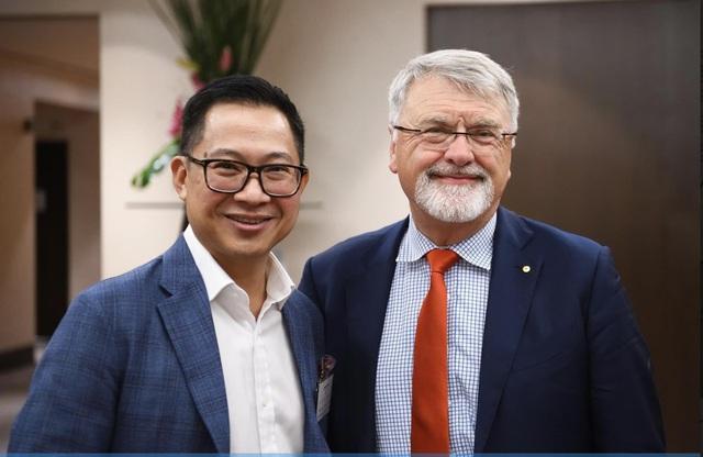 """Nhà sáng lập """"Phở 24"""": Cơ hội để đưa giáo dục Úc đến gần hơn với Việt Nam - Ảnh 1."""