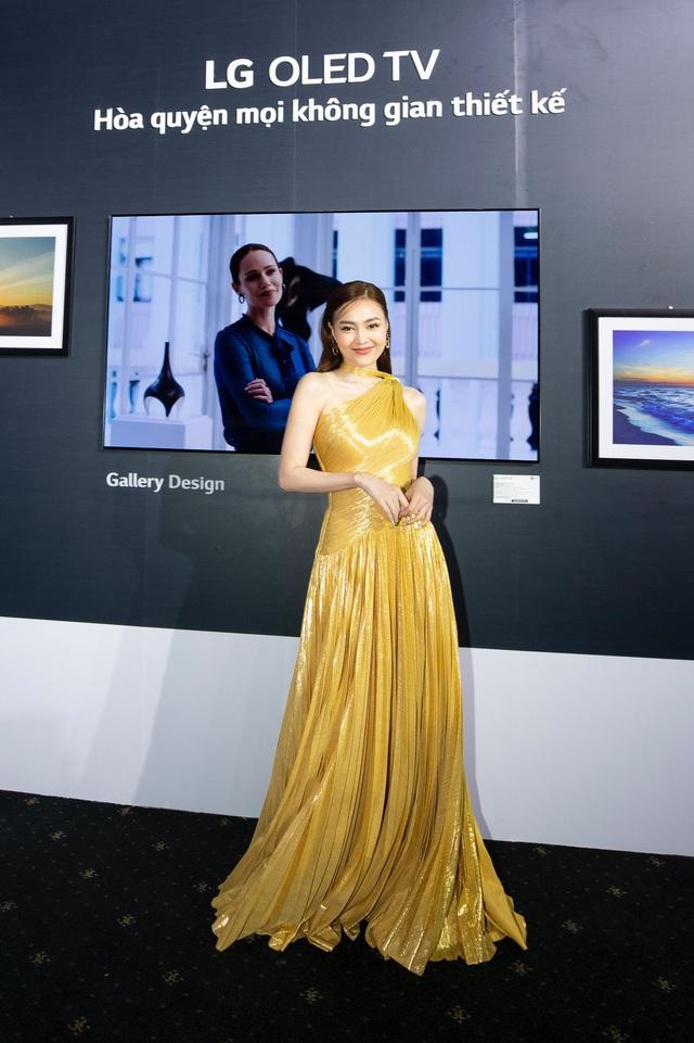 Binz, Touliver và Ninh Dương Lan Ngọc mở màn sự kiện ra mắt TV OLED 8K đầu tiên trên thế giới - ảnh 3