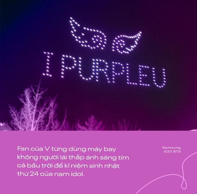 I Purple You - từ câu nói nổi tiếng dành riêng cho ARMY đến màu tím chỉ biểu trưng cho BTS - ảnh 5