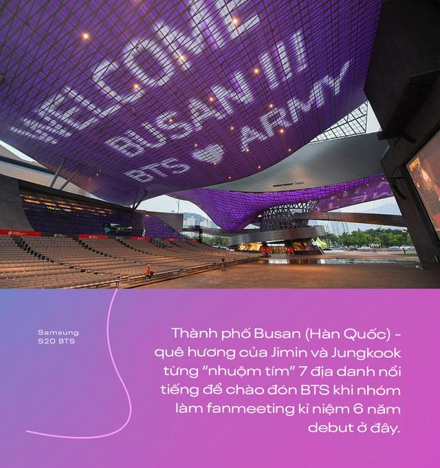 I Purple You - từ câu nói nổi tiếng dành riêng cho ARMY đến màu tím chỉ biểu trưng cho BTS - ảnh 6