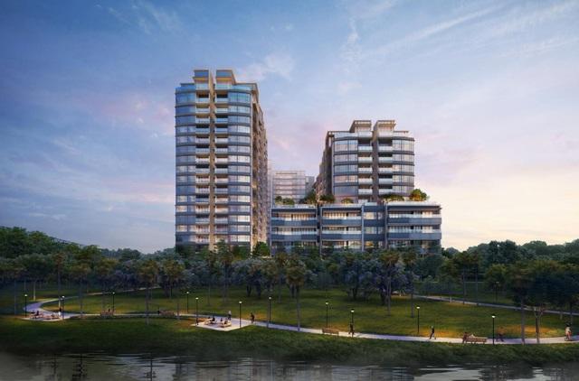 The River Thu Thiem – Sự lựa chọn đầu tư của siêu mẫu Trang Lạ - Ảnh 2.