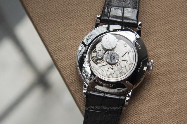 Đồng hồ Orient Star automatic đắt đỏ, nhiều tính năng độc lạ - Ảnh 1.