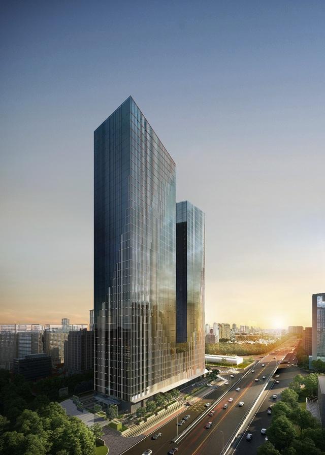 Capital Place - Điểm sáng của thị trường văn phòng cho thuê tại Hà Nội - Ảnh 1.
