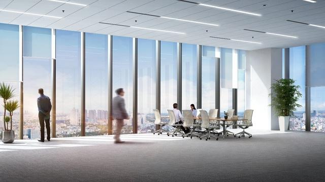 Capital Place - Điểm sáng của thị trường văn phòng cho thuê tại Hà Nội - Ảnh 2.