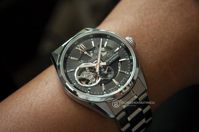 Đồng hồ Orient Star automatic đắt đỏ, nhiều tính năng độc lạ - Ảnh 2.