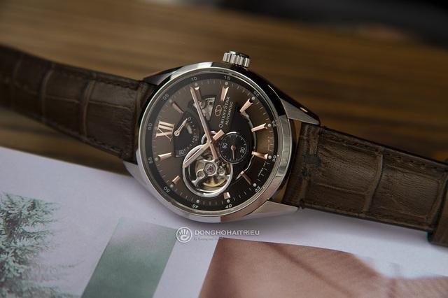 Đồng hồ Orient Star automatic đắt đỏ, nhiều tính năng độc lạ - Ảnh 3.