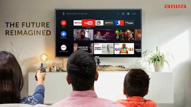 Tivi Nhật tấn công thị trường Việt Nam với giá siêu hấp dẫn - Ảnh 1.