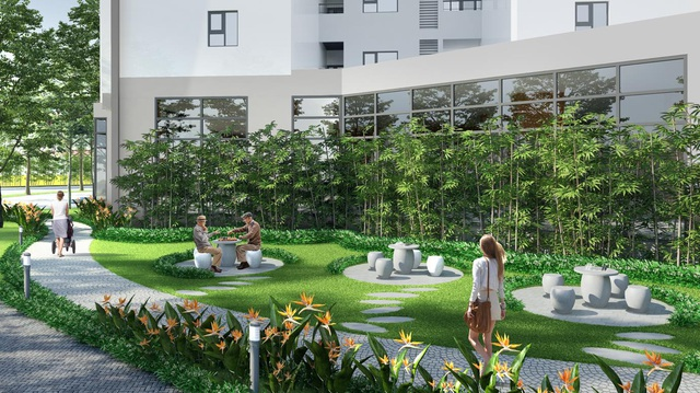 Hành trình kiến tạo dự án bất động sản chất lượng của Tập đoàn BRG - Ảnh 1.