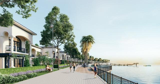 Ra mắt 26 biệt thự biển đẹp nhất dự án Ha Tien Venice Villas - Ảnh 3.