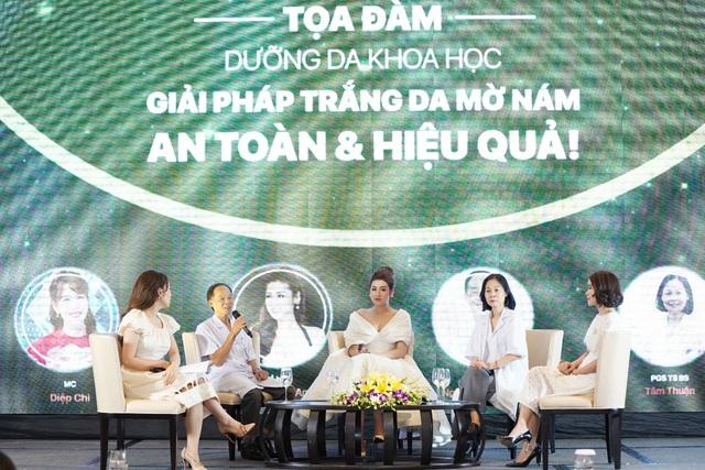 BEHE Việt Nam tổ chức thành công hội thảo trắng da, mờ thâm nám chuẩn khoa học - Ảnh 2.