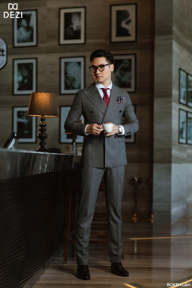 Giải mã bí ẩn bên trong BST vest DEZI trị giá hàng trăm triệu của diễn viên Mạnh Trường - Ảnh 3.