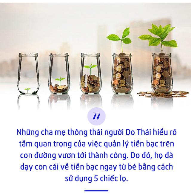Bí quyết đơn giản giúp phụ huynh Việt cải thiện sai lầm nghiêm trọng trong cách dạy con quản lý tiền bạc - Ảnh 4.